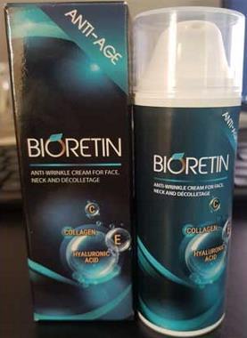 composición de ingredientes de bioretin crema antiarrugas cómo usar