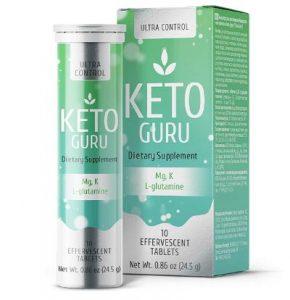 Tabletas de apoyo para la cetosis Keto Guru: precio, opiniones, foro, folleto, farmacias