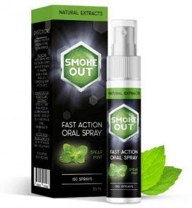 Spray SMOKE OUT - precio, reseñas, foro, folleto, farmacias
